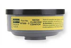 North OV / Acid Gas Cartridge