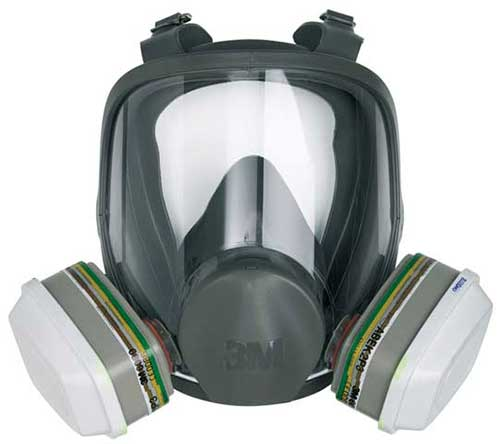 Incomes facial hair and respiratory protection picture