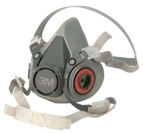 3M 6000 Series - Half Face Mask Respirator