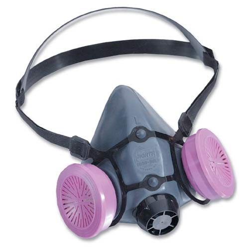 North 5500 Series - Half Mask Respirator