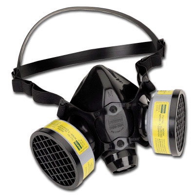 North 7700 Series - Half Mask Respirator